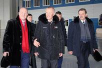 ПАО ААК «ПРОГРЕСС» посетил врио вице-губернатора Приморского края