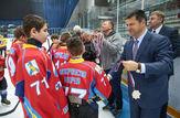 Юные хоккеисты боролись за Кубок губернатора Приморского края