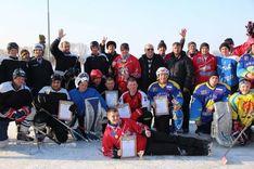 . Автор - фото изархива хоккейного клуба«Прогресс»